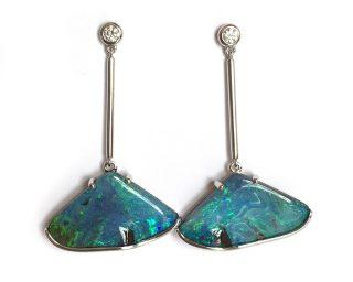 Buy Opal Earings